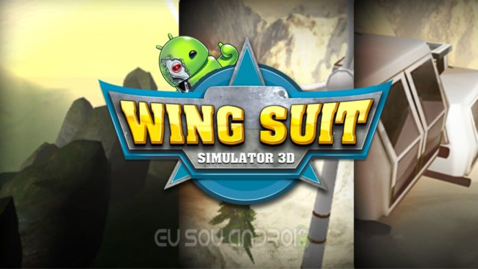 WingSuit Simulator 3D