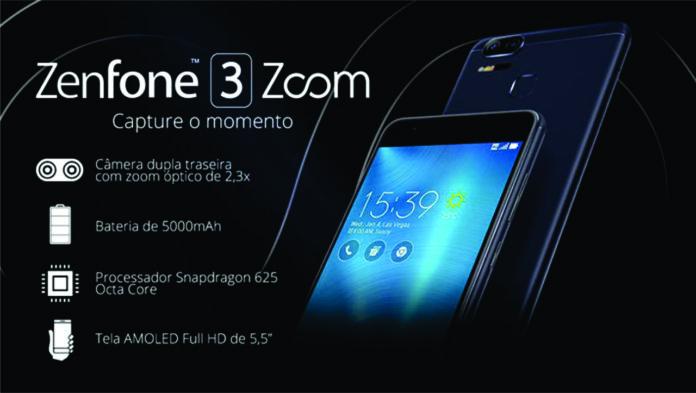 Zenfone 3 Zoom lançamento 2