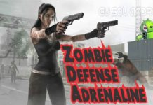 Zombie Defense Adrenaline
