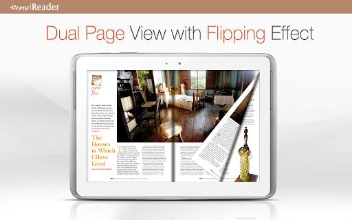ezPDF Reader PDF interativo