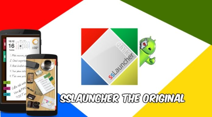 ssLauncher the Original