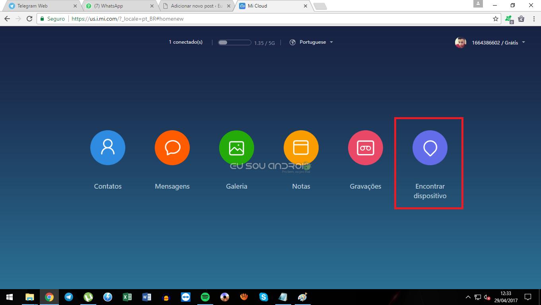 Como Bloquear o seu Celular Xiaomi