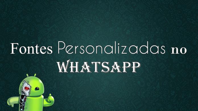 Mandar Mensagens no WhatsApp com Diferentes Fontes