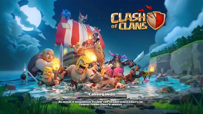 Clash of Clans Traz a Base do Construtor em Nova Atualização