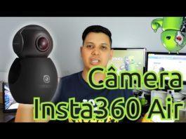 Câmera Insta360 Air