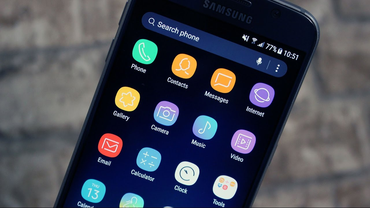 A Atualização do TouchWiz Corrige o atraso no Galaxy S8
