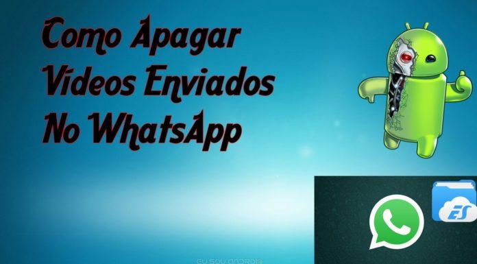 Como Apagar Vídeos Enviados No whatsapp