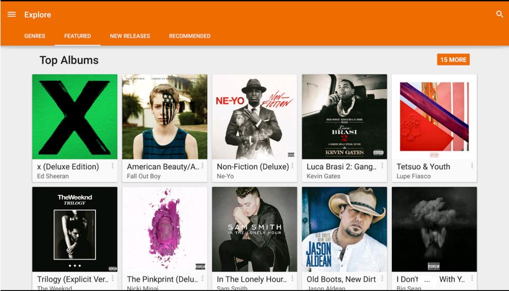 Google Play Music está Parando para Alguns Usuários