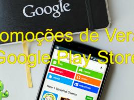 Promoções de Verão da Google Play Store
