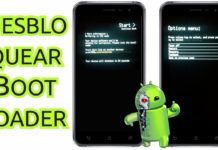 desbloquear o bootloader ZenFone 3