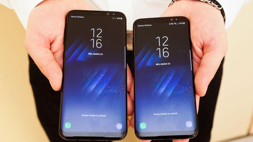 Atualização Para Samsung Galaxy S8/S8+: Últimas Notícias