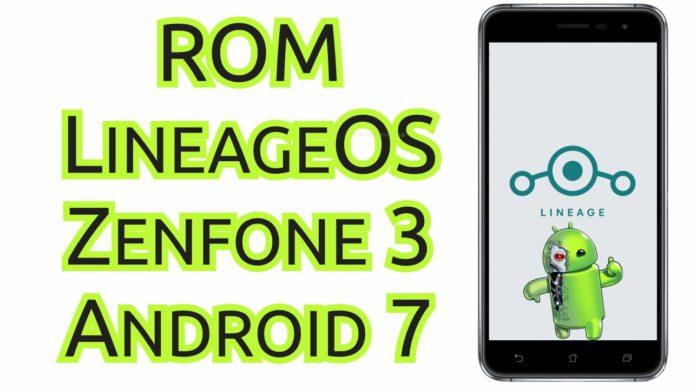 ROM LineageOS