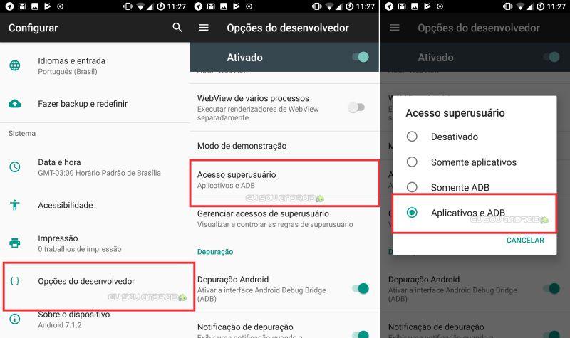 ROM ViperOS ZenFone 3 Z012D e Z017D - Eu Sou Android