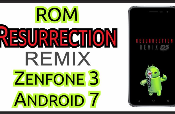 ROM Resurrection Remix