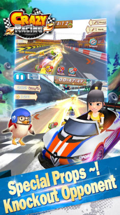 Crazy Racing Speed Racer