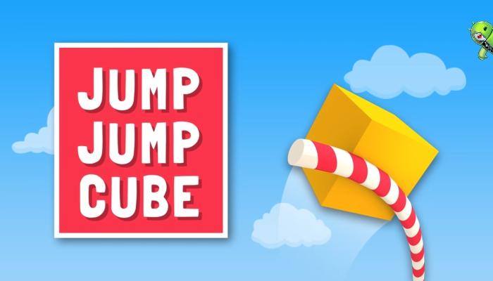 Jump Jump Cube Endless Square (Vault Arcade)
