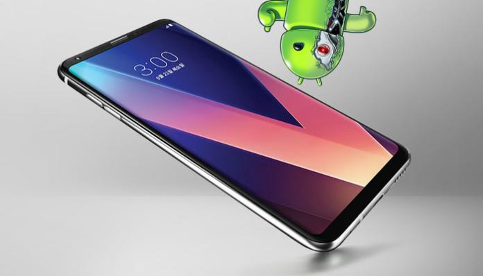 LG V30 foi Anunciado Oficialmente com 6 Polegadas tela P-OLED