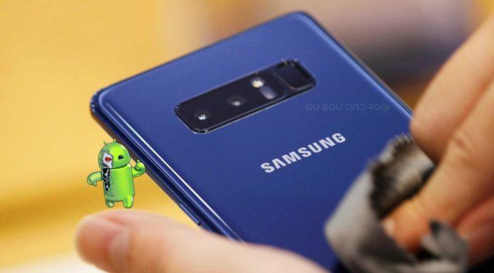 Especificações da Câmera Dupla do Galaxy Note 8