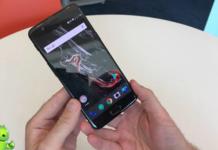 Atualização da OxygenOS do OnePlus 5