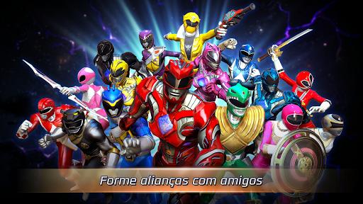 Power Rangers Guerras Legacy