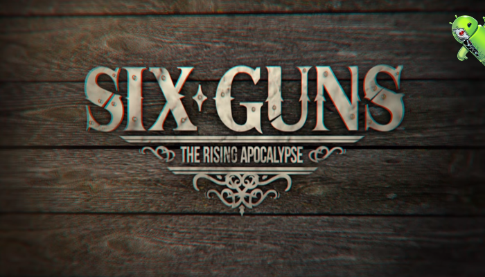 Six-Guns Confronto de Gangues