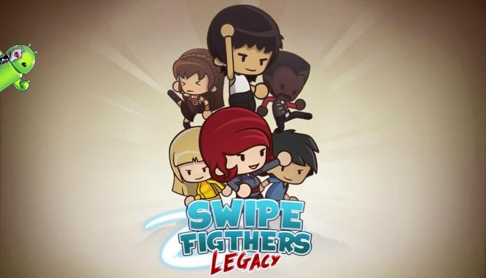 Swipe Fighters Legacy