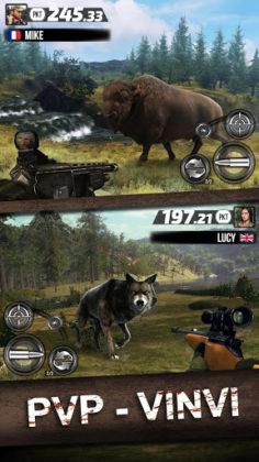 Wild Hunt Sport Hunting Game.Jogo Caça Esporte 3D