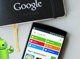Autenticação no Google Play
