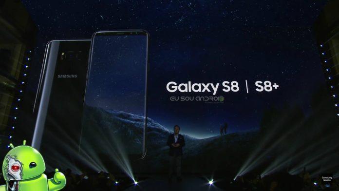 Melhores Modificações no Galaxy S8