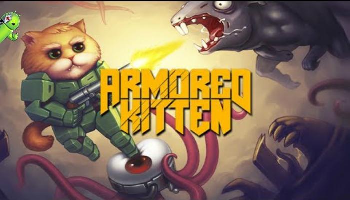 Armored Kitten Caçador de zombis