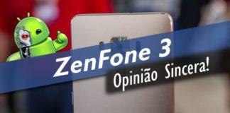 opinião zenfone 3