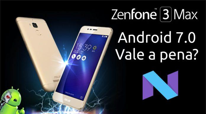 ZenFone 3 Max recebe atualização oficial