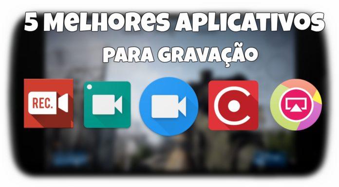 5 Melhores aplicativos para gravação de tela para Android