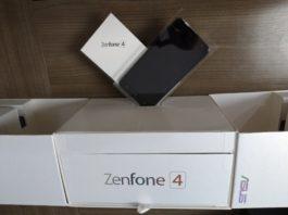 Chegou o Zenfone 4