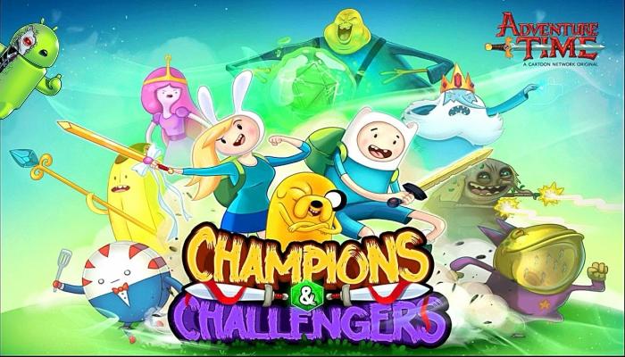 Champions and Challengers - Hora de Aventura