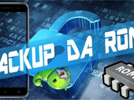 Backup da ROM do Zenfone 3
