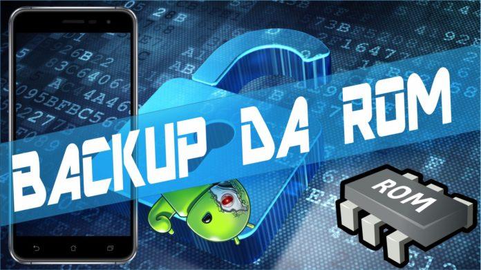Backup da ROM do Zenfone 3