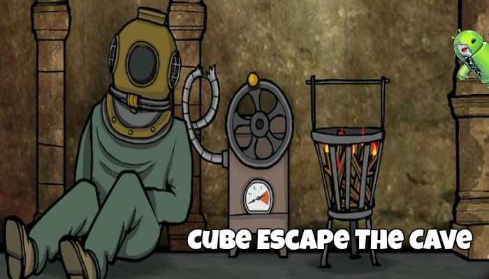 Cube Escape The Cave