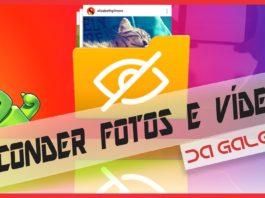 Esconder Fotos e Vídeos da Galeria do Android 1