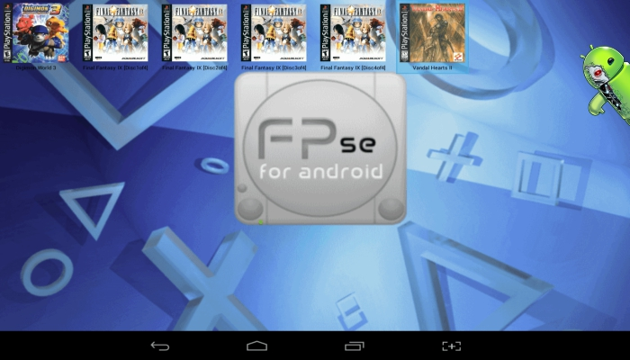 FPSE para o Android