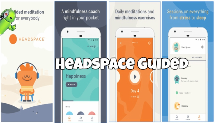 Headspace Guided Meditation & Mindfulness