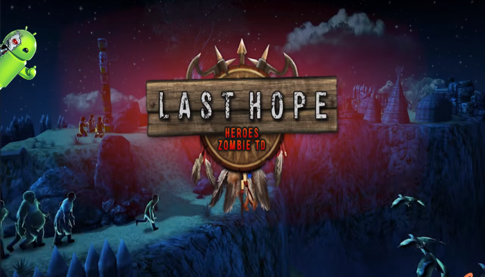 Last Hope TD - Zombie Tower Defense with Heroes