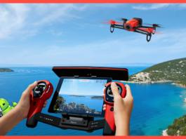 Melhores Drones de até 50 dólares