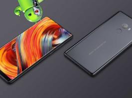 Xiaomi Mi Mix 2 Anunciado