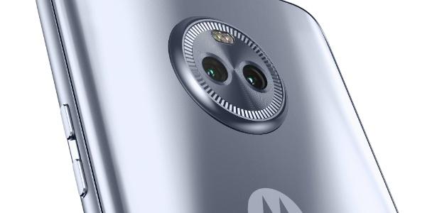 Moto X4 Revelado com um Design Atraente