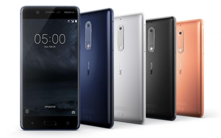 Nokia P/E