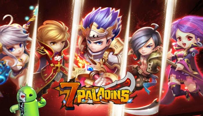 Seven Paladins SEA: 3D RPG x MOBA Game