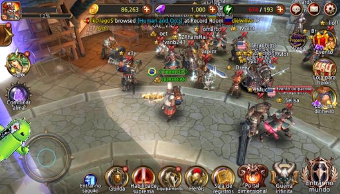 Team Guardian : a lenda dos 23 heróis