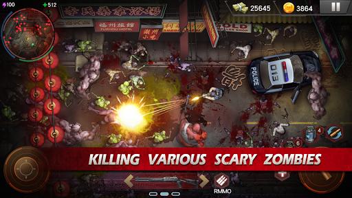 Zombie Shoot Pandemic Survivor