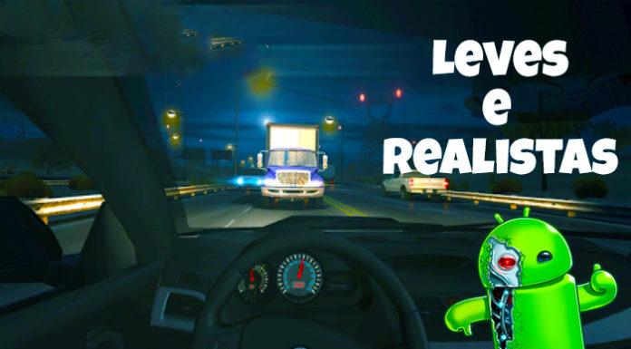Os 10 Melhores Jogos Leves e Realistas Para Android